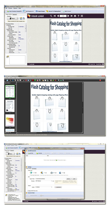 Flash Catalog for Shopping Screenshot 1
