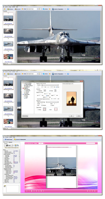 Image to Flash Catalog Screenshot