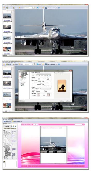 Image to Flash Catalog Screenshot 1