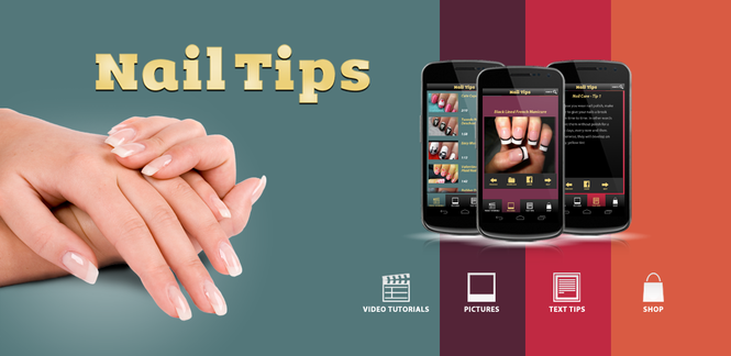 Nail Tips PRO Screenshot