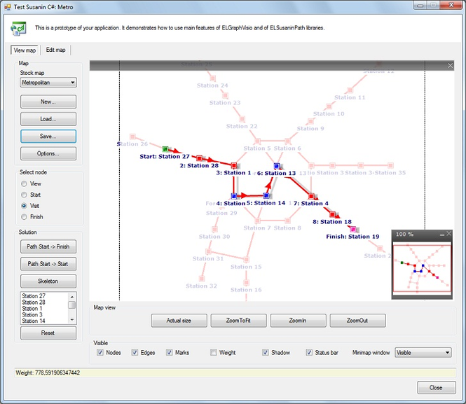 SusaninLab Standart Edition Screenshot 1
