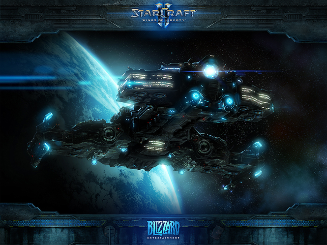 StarCraft 2 Screenshot 2