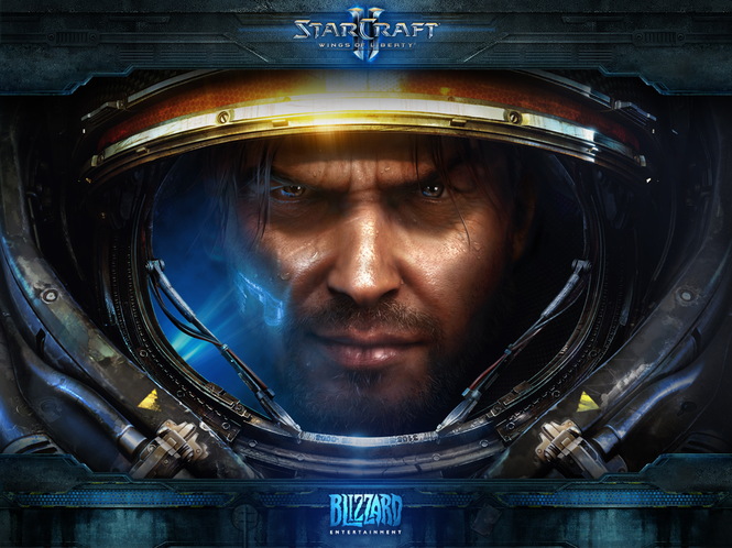 StarCraft 2 Screenshot 1