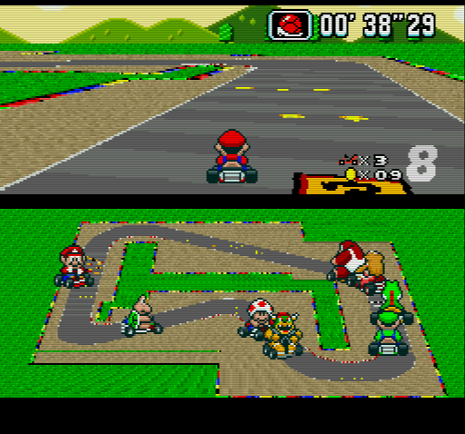 ZSNES Screenshot 6