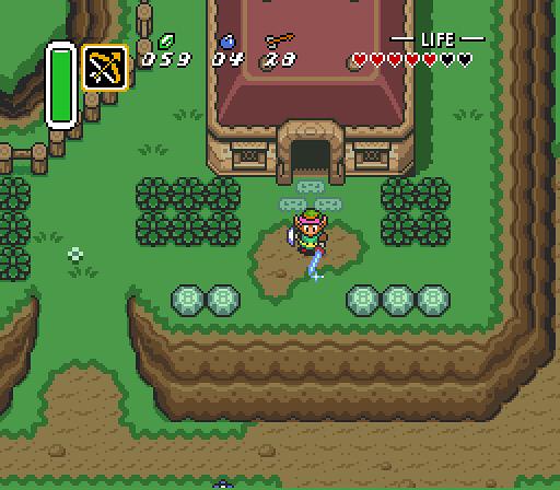 ZSNES Screenshot 2