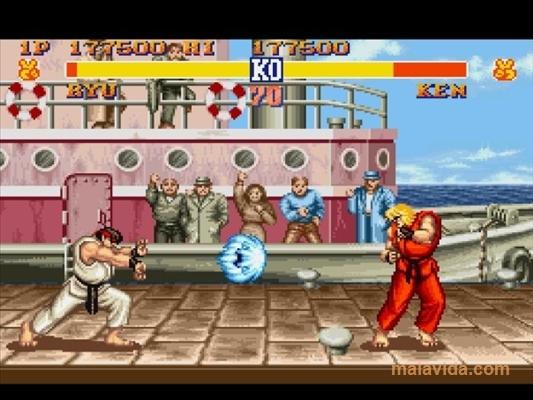 ZSNES Screenshot 5