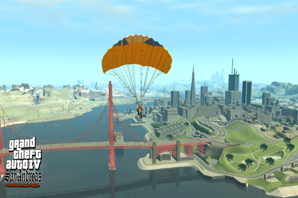 GTA IV San Andreas MOD Screenshot 5