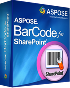 Aspose.BarCode for SharePoint Screenshot