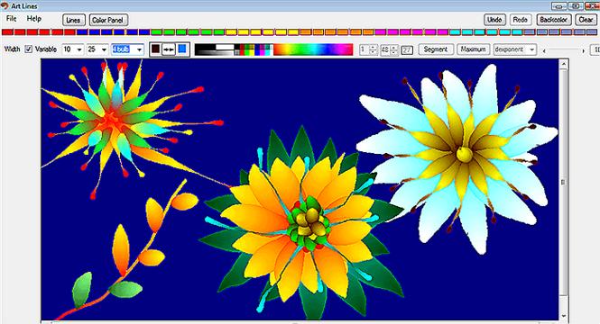 Art Lines Screenshot 1