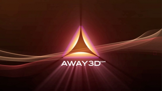 Away3D Screenshot 1