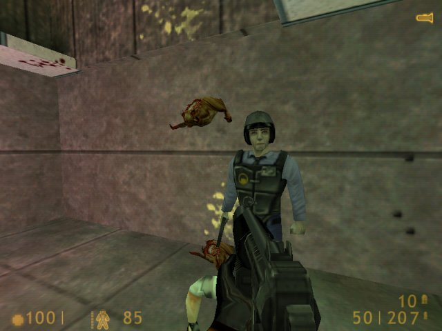 Half Life Screenshot 3