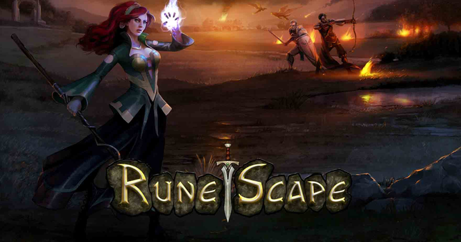 Runescape Screenshot 1