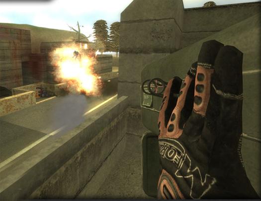 Half-Life 2- Revolt: The Decimation Screenshot 2