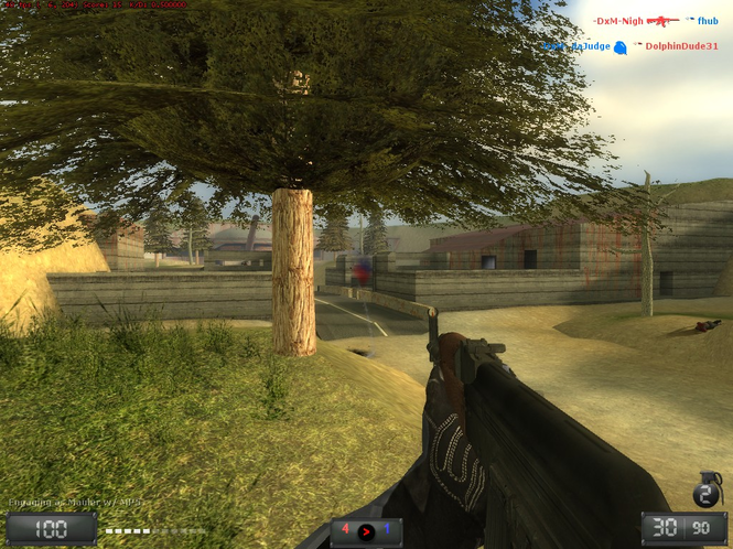 Half-Life 2- Revolt: The Decimation Screenshot 1