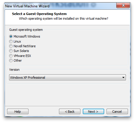 VMware Workstation Screenshot 6