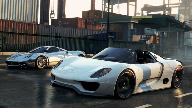 need for speed porsche для windows 7