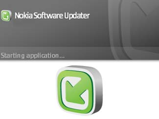 Nokia Software Updater Screenshot 1