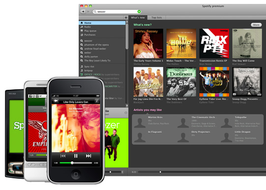 Spotify Screenshot 2