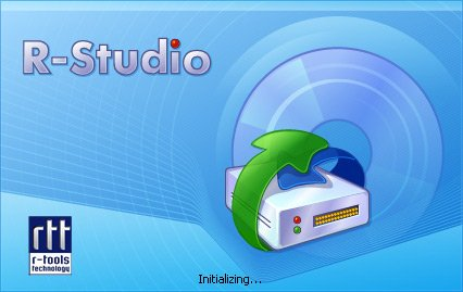 R-Studio Screenshot