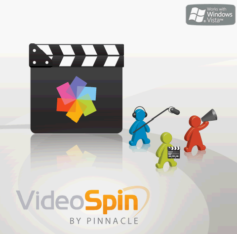 Pinnacle VideoSpin Screenshot 1
