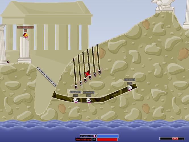 Hedgewars Screenshot 4