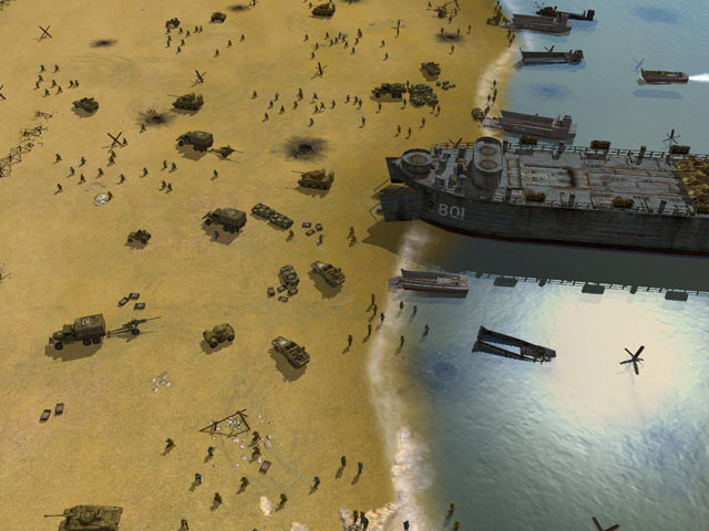 Sudden Strike: Iwo Jima Screenshot 1