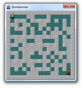 Hudson Soft Bomberman Screenshot 1