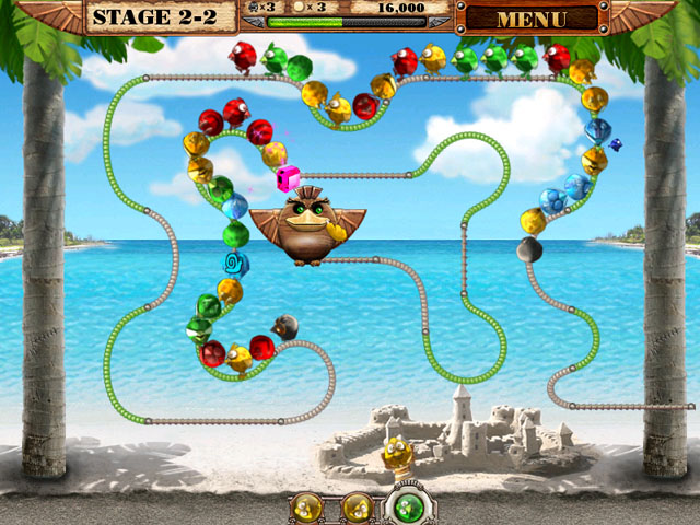 Crazy Birds Screenshot