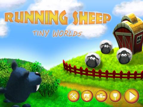 RunningSheep: Tiny Worlds Screenshot 1