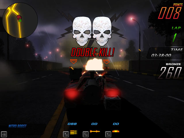 Deadly Race Screenshot 2