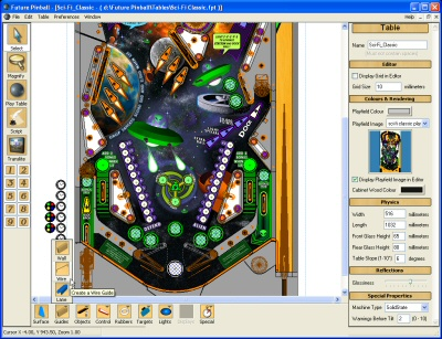 Future Pinball Screenshot 2