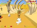 Ostrich Runners 1