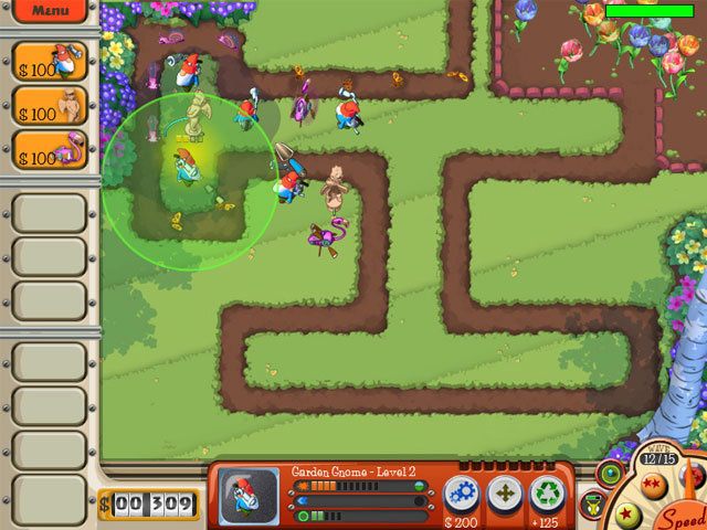 Garden Defence Screenshot