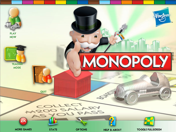 Monopoly Deluxe Screenshot 5
