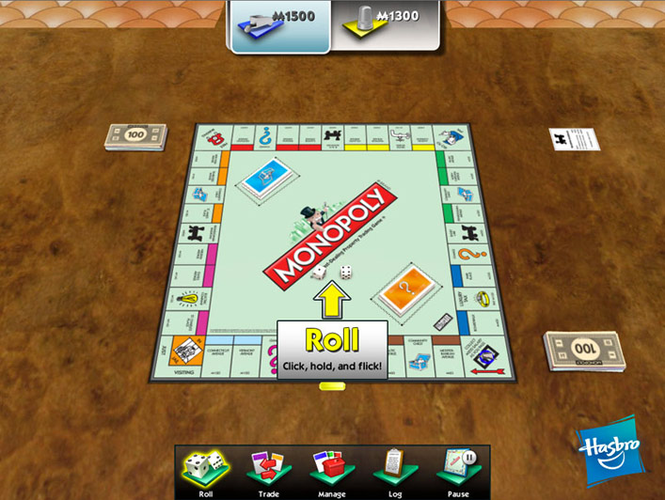 Monopoly Deluxe Screenshot 2