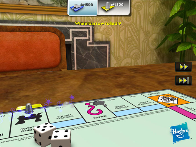 Monopoly Deluxe Screenshot 3