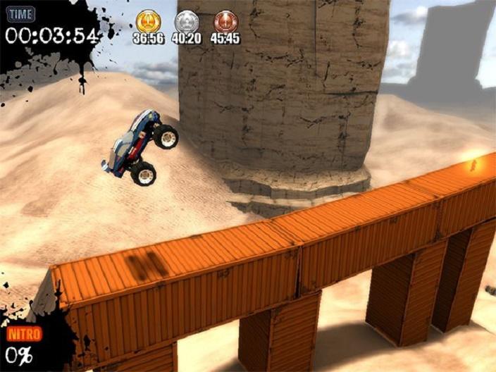 Monster Truck Challenge Screenshot 2