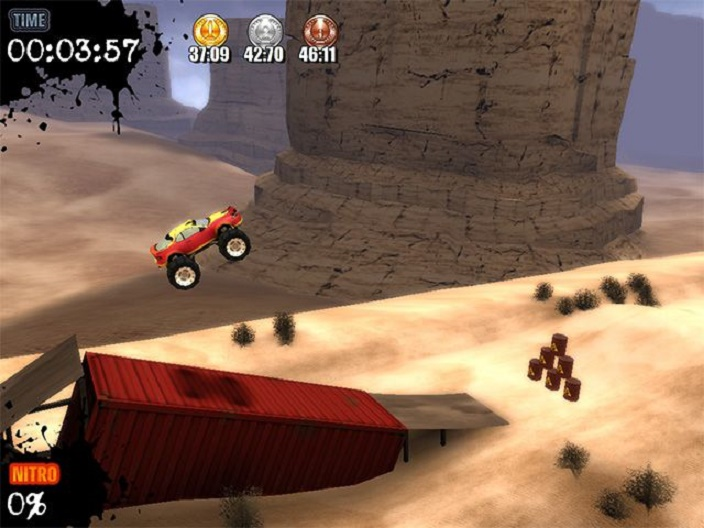 Monster Truck Challenge Screenshot 4