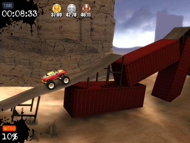 Monster Truck Challenge Screenshot 5