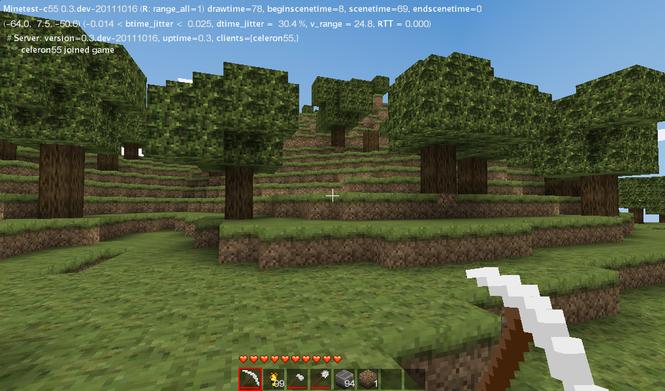 Minetest Screenshot 2