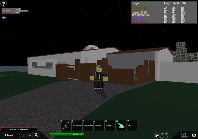 ROBLOX Screenshot
