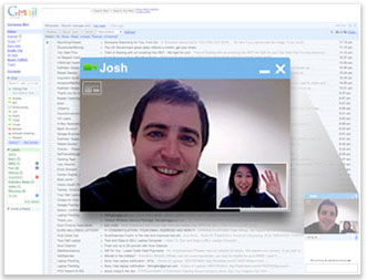Google Talk Plugin Screenshot