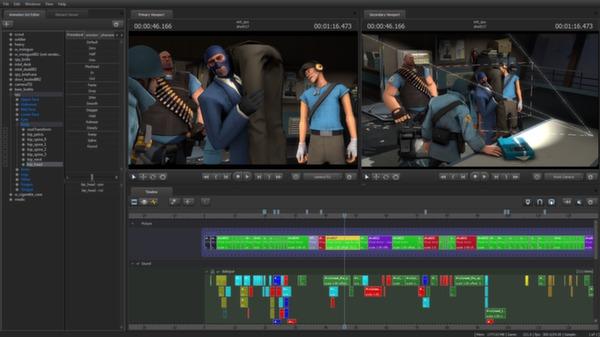 Source Filmmaker Screenshot 2