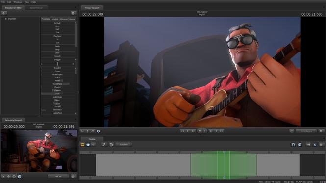 Source Filmmaker Screenshot 6