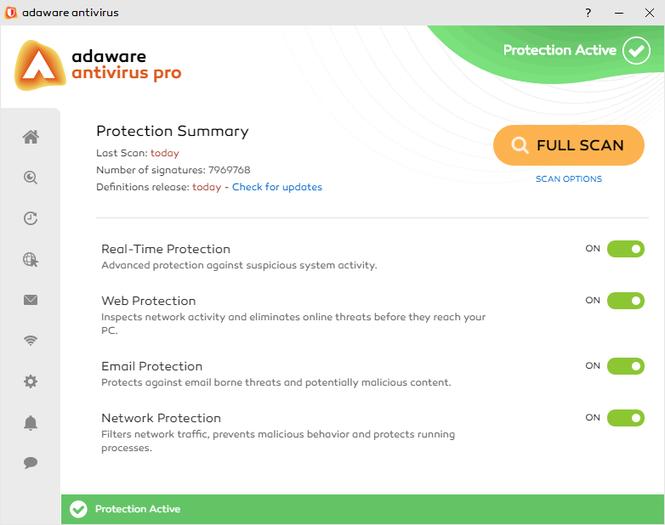 Adaware Antivirus Pro Screenshot