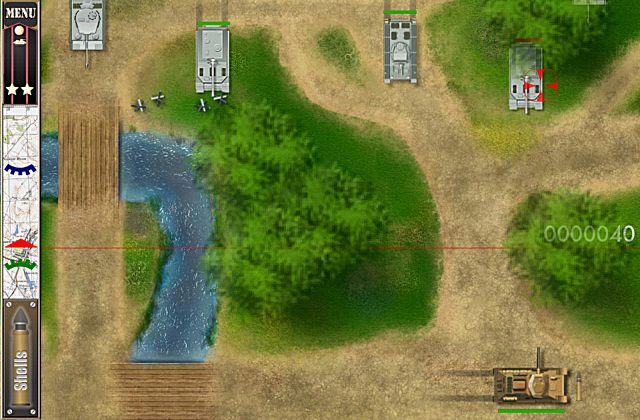 Antitank Battle Screenshot 1