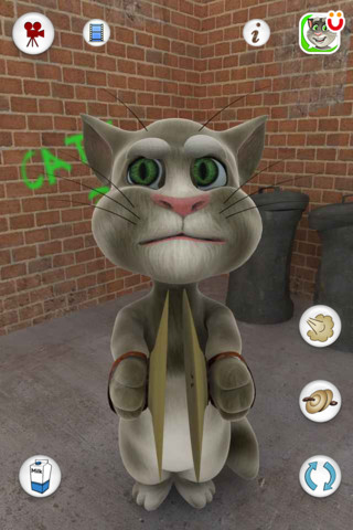 Talking Tom Cat Screenshot 3