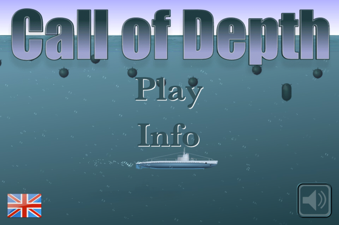 Call of Depth Screenshot 1