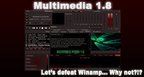 Multimedia Player Screenshot