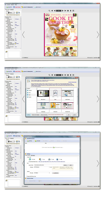 Page Flipping PDF Screenshot 1